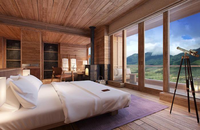 Gangtey - Lodge Suite