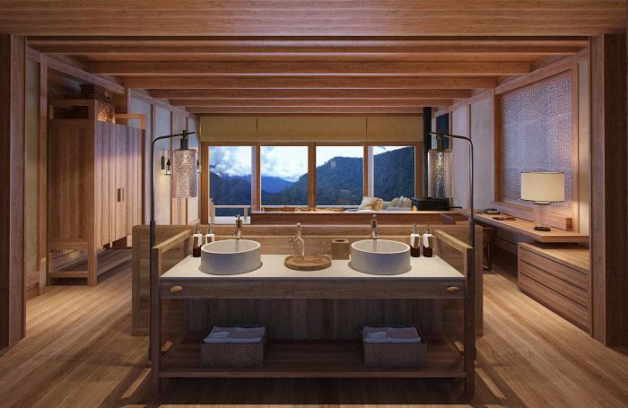 Punakha - Lodge Suite