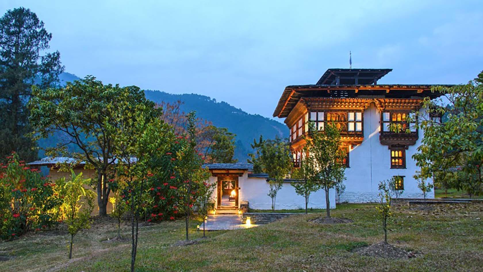 Amankora Punakha Lodge