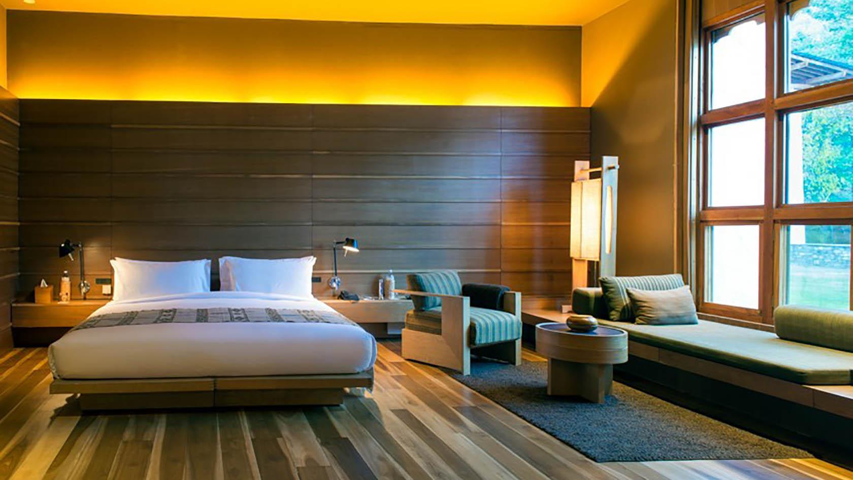 Amankora Thimpu Bedroom Suite