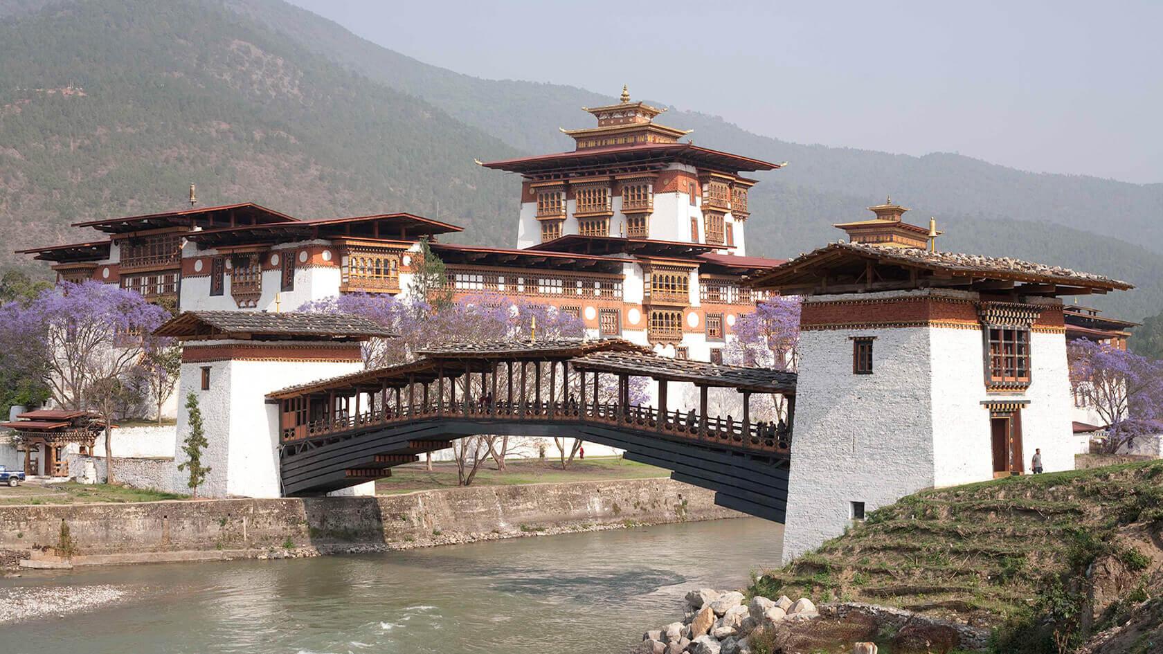 EXPLORING HISTORY IN BHUTAN