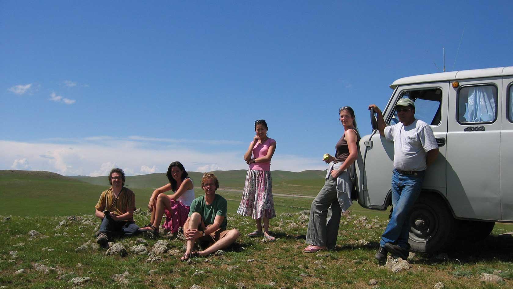 MONGOLIAN EPIC JOURNEY