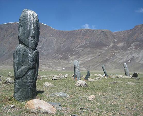 Altai Mountains Mongolia