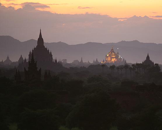 Top 5 temples to visit in Bagan