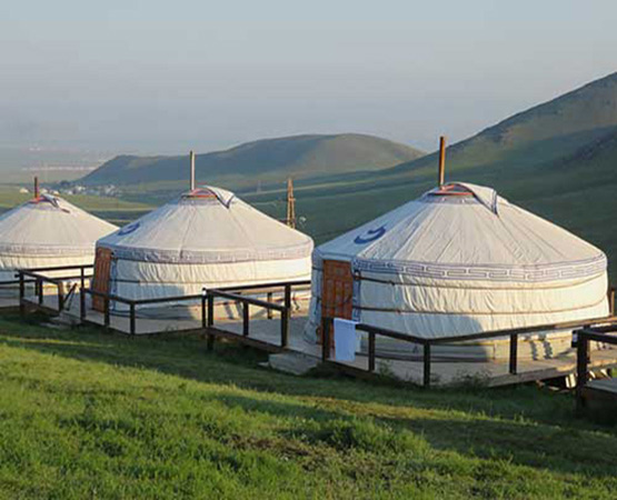 Mongolia's Ger Camps