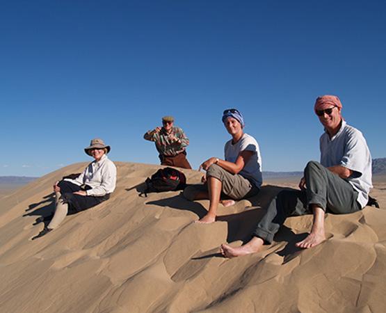 Group Journeys in Mongolia
