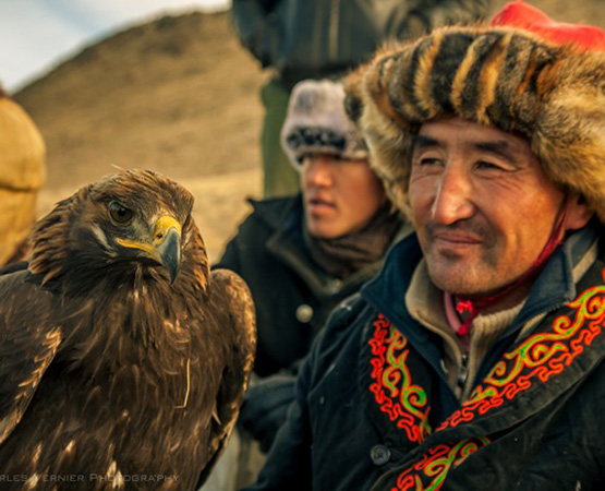 Location Mongolia