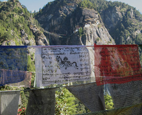 Savouring Bhutan