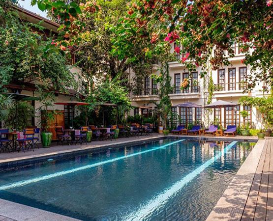 The Savoy, Yangon