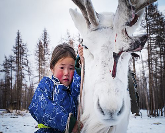 Growing up in the Taiga