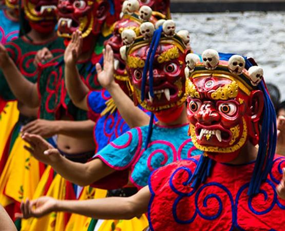 Cultural Journeys in Bhutan